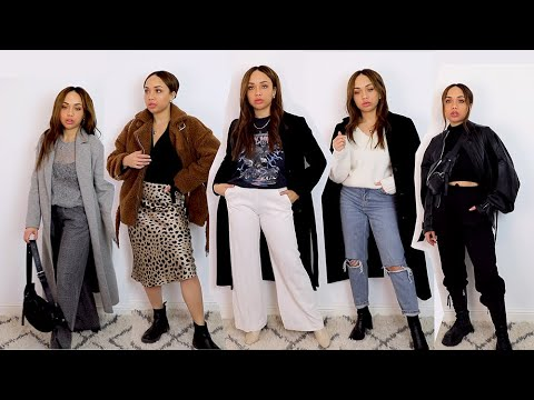 10 Winter Outfit Ideas | Sammi Maria