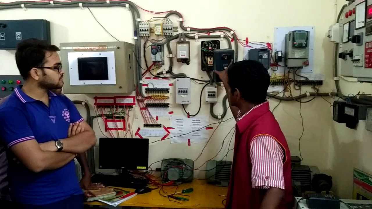 A Leading PLC Training Istitute in Kolkata, India