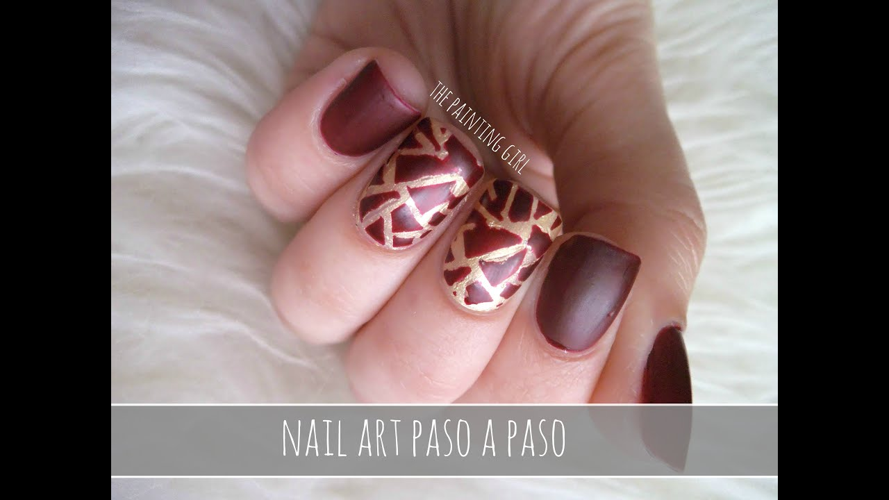 Nail Art II Vinilos Born Pretty Store - YouTube