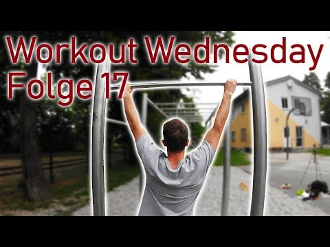Workout Wednesday Folge 17 - Sprungkraft, Liegestütze, Core-Training, Übungen am Reck, Ringe & Co.
