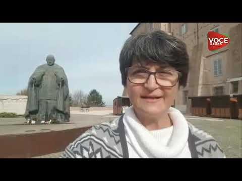 """Silvia Tamburriello: """"Il fascino di Loreto"""""""