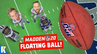 Madden NFL 20: Ball Goes Crazy in Madden Franchise Mode Part 1! KIDCITY GAMING