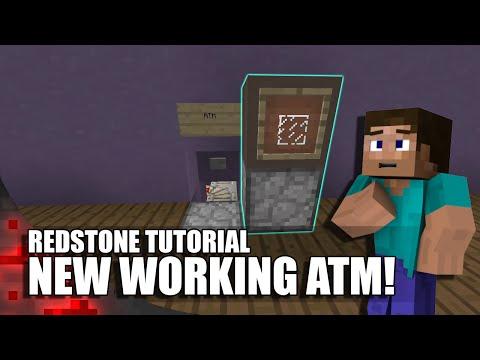 Minecraft: New Working ATM!