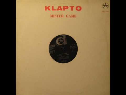 Klapto - Mister Game (1983)