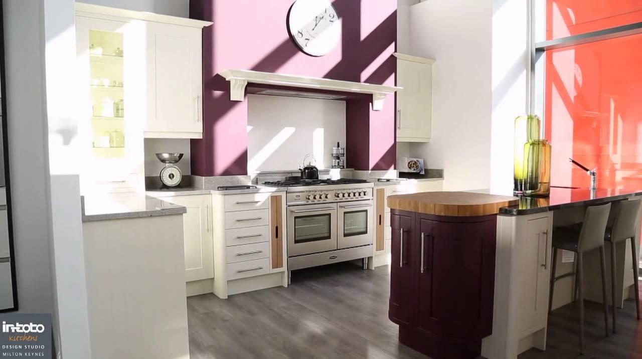 in toto Kitchens Milton Keynes - YouTube