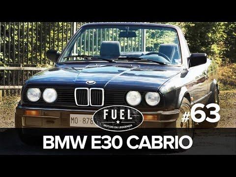 Bmw E30 Cabrio Comoda Elegante E Divertente