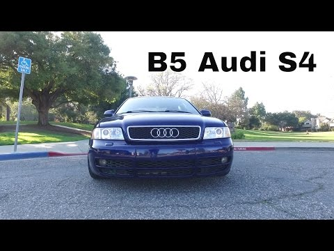 STAGE 3 AUDI S4 REVIEW - 400HP TWIN TURBO MADNESS!