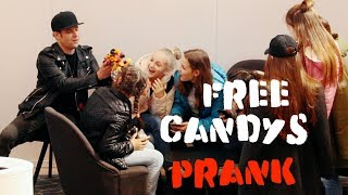 Magic candy 🍬 Prank - Julien Magic