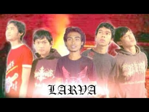 Lagu bikin baper #video viral LARVA BAND._JANGAN KAU PERGI ( Official Music Video)