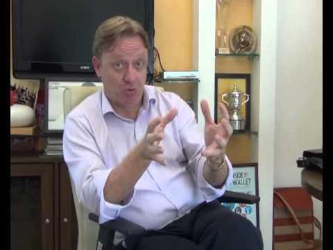 Neil Stewart, CEO, Asia Pacific, Maxus