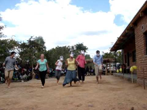 Malawi Michael Jackson Tribute Dance Group