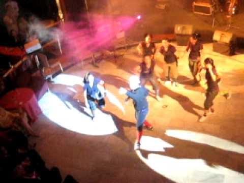 mandarin dance...