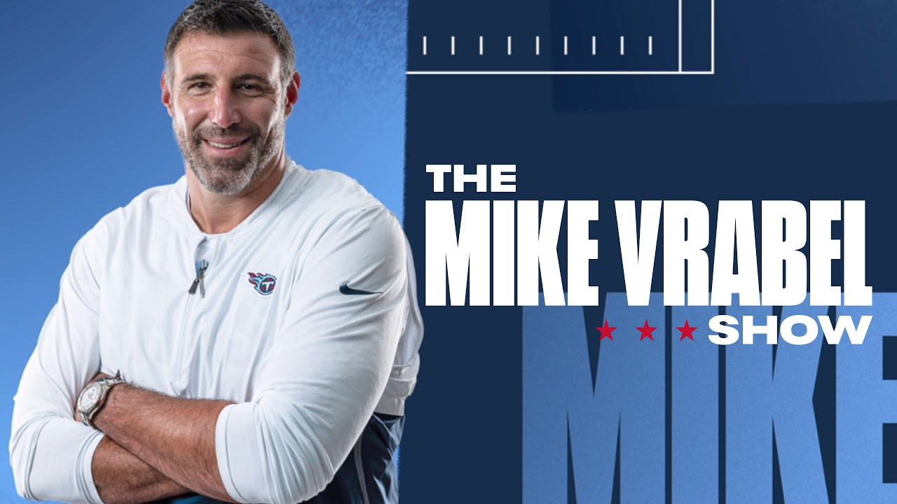 Download Episode 6 Chiefs vs. Titans Preview | Mike Vrabel Show
