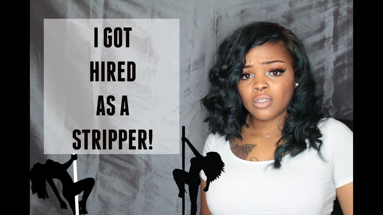 Got the from a stripper