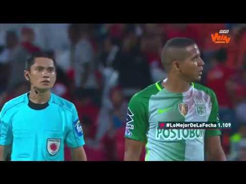 Independiente Medellín 1 - 0 Atlético Nacional. Fecha 10 Liga Aguila 2017–II – Win Sports