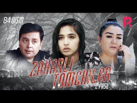 Zaharli tomchilar (o'zbek serial) | Захарли томчилар (узбек сериал) 84-qism