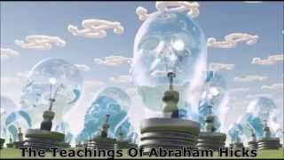 Abraham Hicks~Want your desires, then do this.