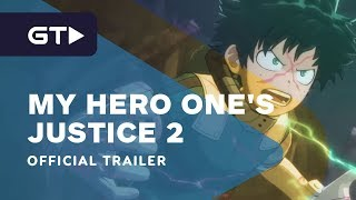 My Hero One's Justice 2 - Official Story Trailer