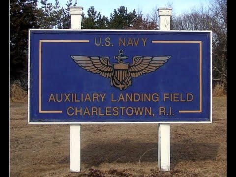 DJI Phantom 4 and the Charleston RI Auxiarly Naval Airbase