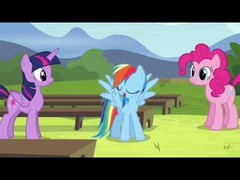 Rainbow Dash's Rappin'