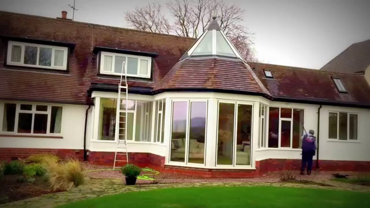 Full detached house window cleaning how we clean how for House full of windows