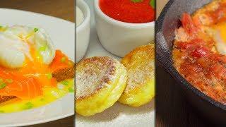 3 завтрака для любимых. Рецепт от Всегда Вкусно!