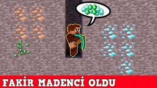 ZENGİN VS FAKİR #111 - Fakir Madenci Oldu (Minecraft)