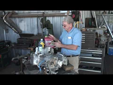 Master Claude - Cleaning Aluminum parts