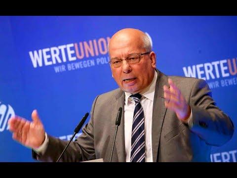 VOLKSPARTEIEN: Rainer Wendt