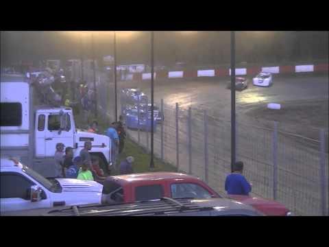 Matt Shannon-Peoria Speedway SBLM Feature-5/23/15