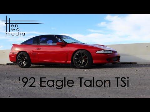 Built Eagle Talon TSi AWD