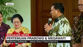 Prabowo Tunggu Megawati Berkunjung ke Hambalang