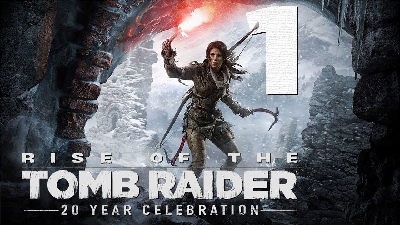 Rise Of The Tomb Raider 20 Year Celebration Walkthrough Hd