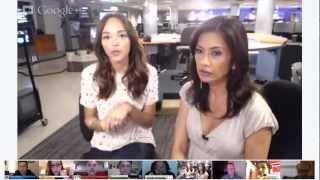 MyFOXLA Google+ Hangout: Ashley Madekwe Talks Revenge