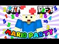 КАМБЭК ВОЗМОЖЕН - Minecraft MARIO PARTY (Mini-Game)