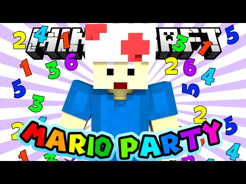 КАМБЭК ВОЗМОЖЕН - Minecraft MARIO PARTY (Mini-Game)
