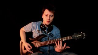 How To Play Sons of Skyrim On Guitar