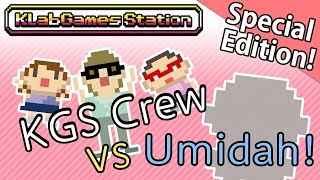 KGS Special Edition: KGS Crew VS Umidah!