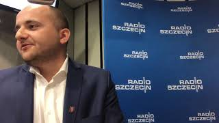 Dariusz Matecki; pierwszy wywiad w Radio Szczecin. O wyborach samorządowych w Szczecinie