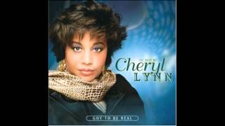 Cheryl Lynn - Got To Be Real (Instrumental Edit)