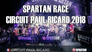 SPARTAN RACE - CIRCUIT PAUL RICARD 2018