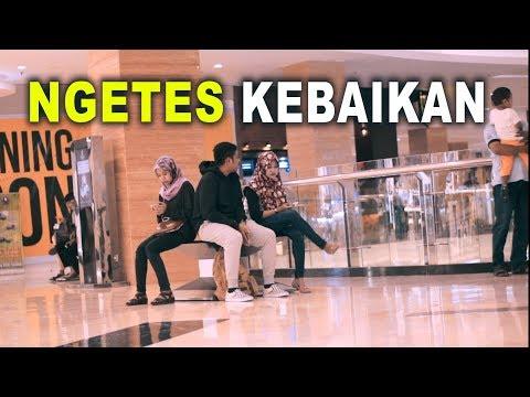 NGETES KEBAIKAN ORANG JOGJA - SOCIAL EXPERIMENT INDONESIA