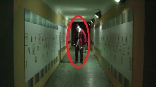 5 SCARY CREEPY BAD SANTA CLAUS CAUGHT ON CAMERA & SPOTTED IN REAL LIFE