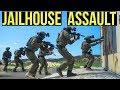 Jail House Assault | Desert Fox Events: Southern Strike (VFC Avalon/KWA LM4)