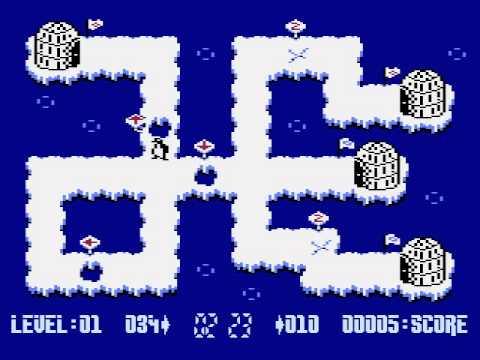 The Great Return of the Penguins (Atari XL/XE)