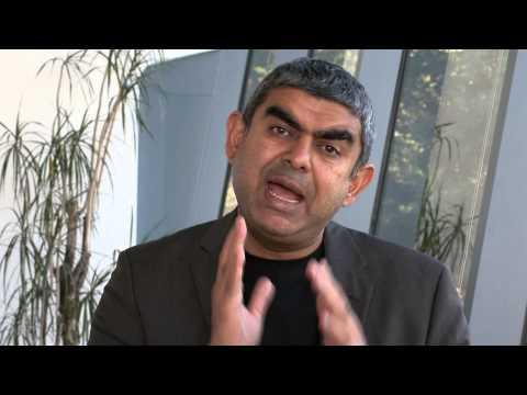 Keynote of Dr. Vishal Sikka, SAP, at Connected Living Living ...