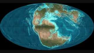 Erdgeschichte der letzten 600 Millionen Jahre