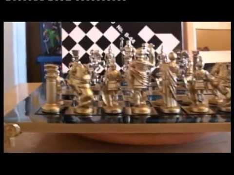 MANOPOULS Chess Set