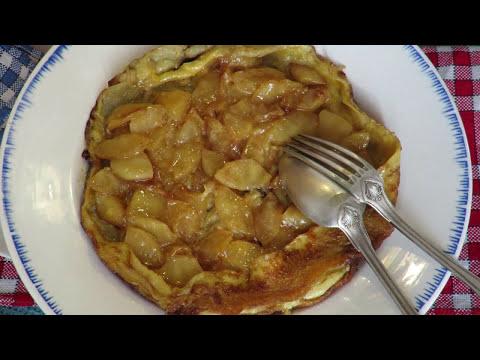 recette-dessert-:-omelette-aux-pommes-grand-mère-mitraille---canal-gourmandises