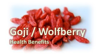 Goji Berries Health Benefits(Goji Berries Health Benefits Classified as a 'superfruit ', goji berries date back to the early days of Chinese medicine. Many famous people including celebrities ..., 2015-04-25T19:02:43.000Z)